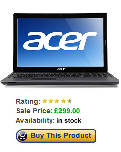 Acer Aspire 5250 Laptop Review